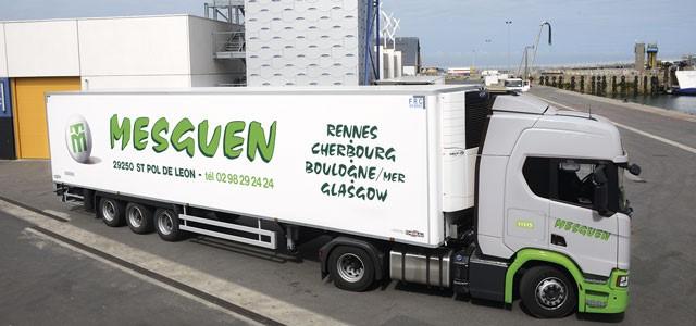Les Transports Mesguen ont retenu les solutions de Conex pour créer une activité Douane post-Brexit
